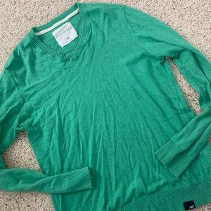 Green Aeropostale sweater
